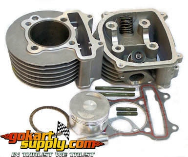 150cc Engine Parts | 150cc Go Kart Parts GY6