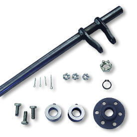 Steering Shafts 5/8