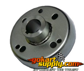 Keyed Brake Drum