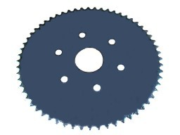 6 Hole Sprocket