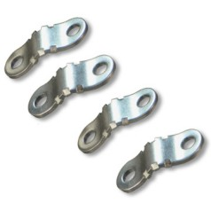 Foot Peg Clamps