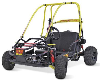 American Sportworks 3171 Black Widow Go Kart Parts Model 3171 Parts