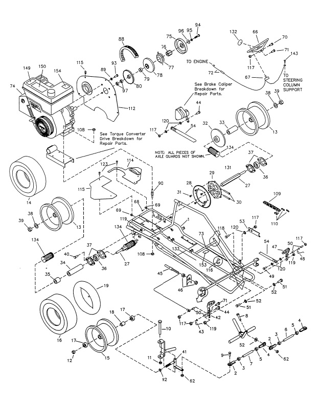 Murray Go Kart Engine Diagram