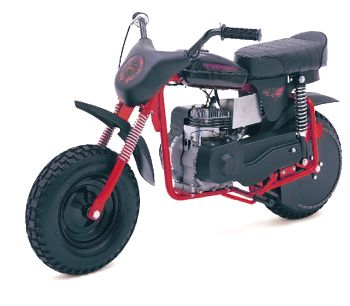 Adult Mini Bikes With Big Tires Thunderbird