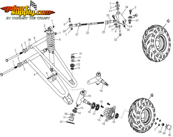 scorpion rt 150cc wiring diagram