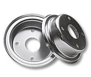 Go Kart Rims and Mini Bike Rims - Steel Wheels with Hubs