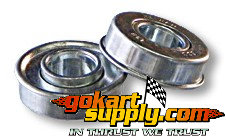 Go Kart Bearings | Go Kart Wheel Bearings | Go Kart Axle Bearings