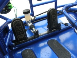 Go Kart Pedals: Throttle Pedals, Brake Pedals | Springs