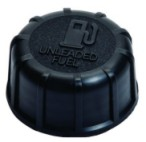 Black Tecu Gas Cap
